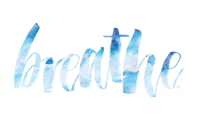 image of breathe